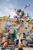 Falla Exposicion — Stock Photo