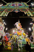 Falla Sueca-Literato Azorin — Stock Photo