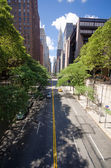 42nd Street, New York — Stock Photo