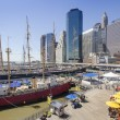 Stock Photo: South Street Seaport