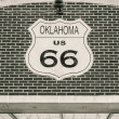 Stock Photo: Oklahoma US 66