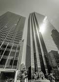 Dallas Skyscrapers — Stock Photo