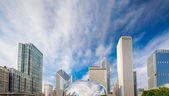 Cloud Gate in Chicago — Stock Photo