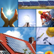 Solar energy — Stock Photo