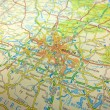 Map of Berlin — Stock Photo #18825631
