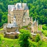 Burg Eltz Center — Stock Photo