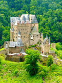 Burg Eltz Center — Stock Photo