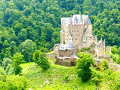 Burg Eltz Horizontal — Stock Photo