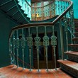 Monumental staircase — Stock Photo
