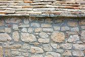 Croatian texture walls — Stock Photo