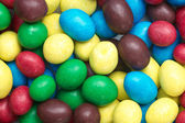 Group of colorful candy — Stock Photo