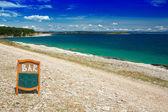 Croatia, Kamenjak. View of the coast. — Stock Photo