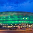 The new football stadium in Wroclaw. — Stock Photo
