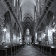 Stock Photo: Interior of cathedral. Wroclaw, Poland