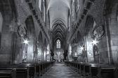 Wnętrze katedry. Wrocław, Polska — Zdjęcie stockowe