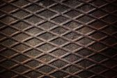 Background metal plate — Stock Photo
