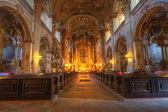 Church university in Wroclaw — Stock Photo