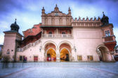Historic Cloth Hall in Krakow, Poland. — Stock Photo
