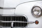 Details of the historic car — Stock Photo