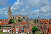 Saint Salvator Cathedral in Bruges — Stock Photo