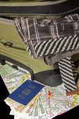 Preparing to travel — Stock Photo