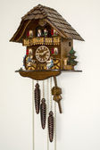 Cuckoo-clock — Stock Photo