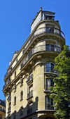 Parisian house. — Stock Photo