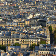 Roofs of Paris — Stock Photo