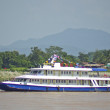 Big Boat in north Thailand - Stock Photo