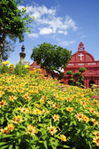 Historic Christ Church malacca, Malaysia — Stock Photo