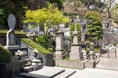 日本の石の記念碑 — ストック写真