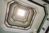 Budynek Tajlandia hotelu sztuki — Zdjęcie stockowe