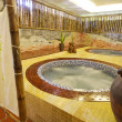 Spa and wellness jacuzzi room — Stock Photo