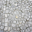 Stock Photo: Floor of granite paving stone