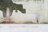 Mur du vietnam dans la rue — Photo