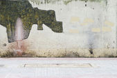Vietnam wall on the street — Стоковое фото