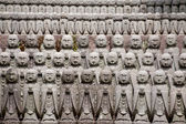 Jizo stone statues, Kamakura, Japan — Stock Photo