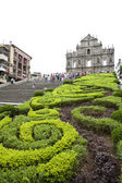 Cathedral of Saint Paul in Macao (Sao Paulo Church) — Stock Photo