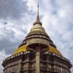 Thailand, Lampang Province, Pratartlampangluang Temple — Stock Photo