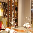 Stock Photo: Dining table setting