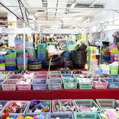 Thaise aziatische diverse winkel — Stockfoto
