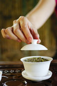 Traditional china tea — Stock Photo
