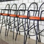 椅子 — 图库照片