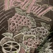 Fresh fruits and vegetables. Chalk drawing sign promoting health — Zdjęcie stockowe