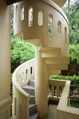 Spiral staircase — Zdjęcie stockowe
