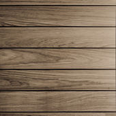 Wooden plank brown texture background — Stock Photo