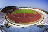 Asian sport stadium on top view — Stock Photo