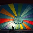 Stockfoto: Balloon inside
