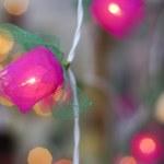 kaars lamp decoratie — Stockfoto