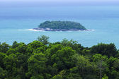 Phuket view point — Stock Photo